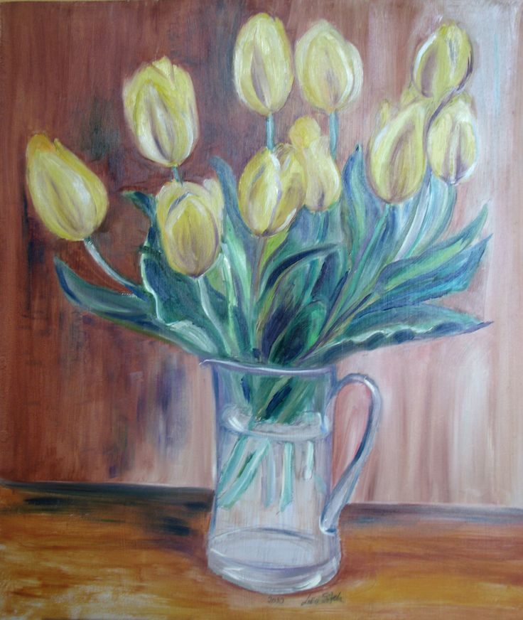 Lidia Sitek http://heejwaajoo.files.wordpress.com/2010/05/zolte-tulipany.jpg