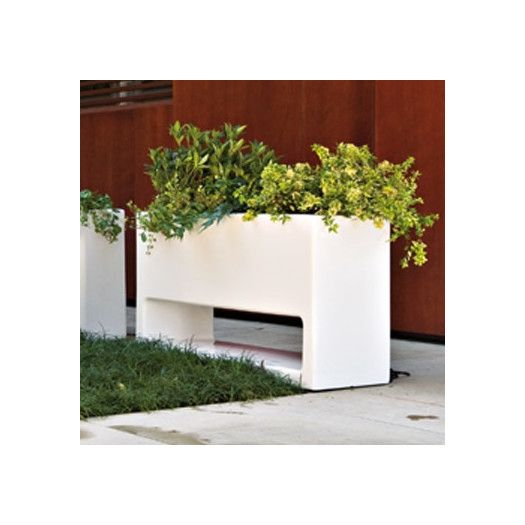 Serralunga Lluna Rectangular Planter Box