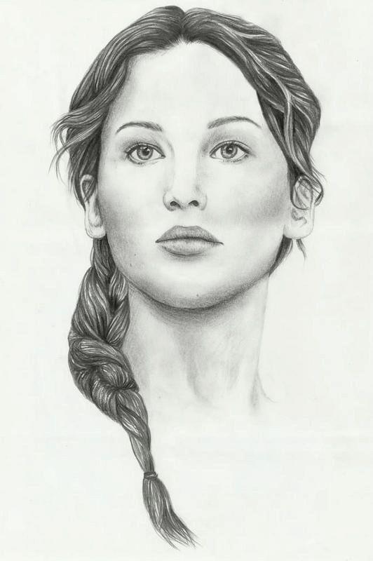 Hunger Games Fan Art Katniss Everdeen Catching Fire