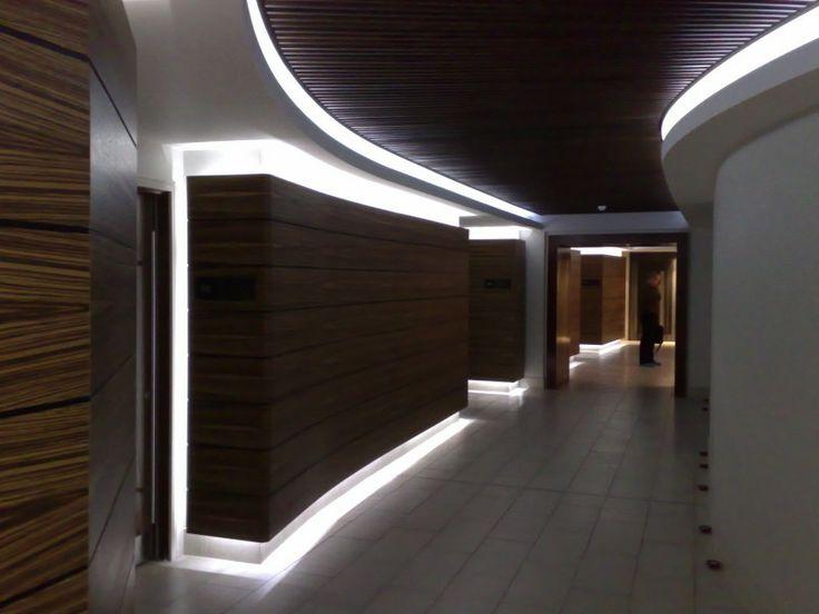 Iluminación led farmacia Medellín