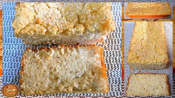 Colher de Chá de Carinho | Pão de inhame
