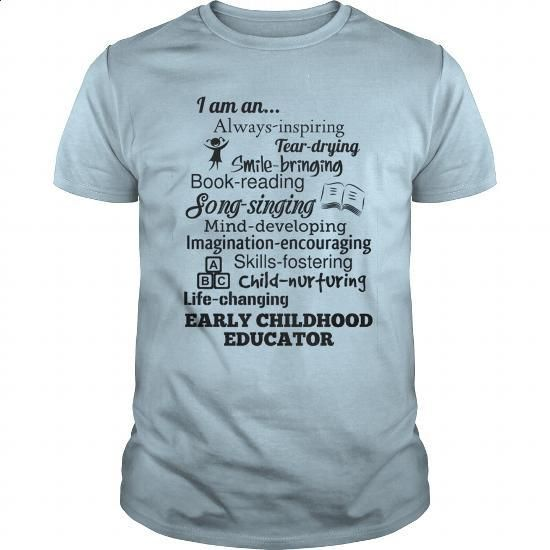 ECE Poem Tee - LAST DAYS! - #shirt designs #polo sweatshirt. MORE INFO => https://www.sunfrog.com/Hobby/ECE-Poem-Tee--LAST-DAYS-Light-Blue-Guys.html?60505