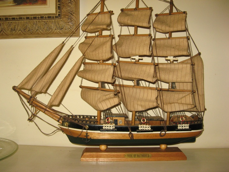 Building Wooden Ship Models - WoodWorking Projects & Plans