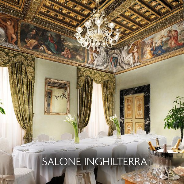 Hotel d'Inghilterra I Official Site I Luxury 5 Star Hotel in Rome