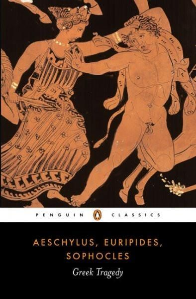 Greek Tragedy (Penguin Classics)
