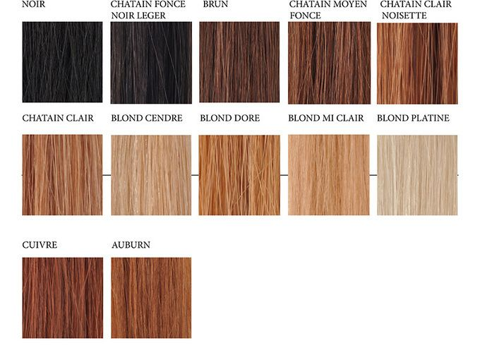 Extension #Kératine, #rajout #cheveu 100 % naturel, choix par couleurs #RemyHair   Bihair-france.com