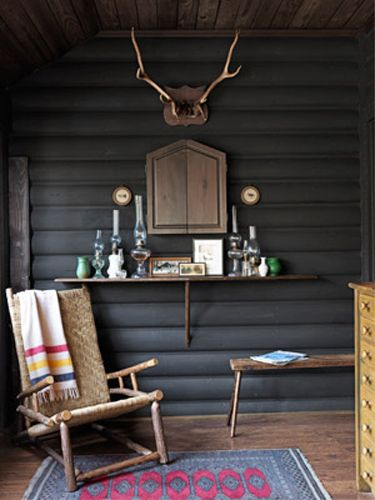 54 best images about log homes painted on pinterest. Black Bedroom Furniture Sets. Home Design Ideas