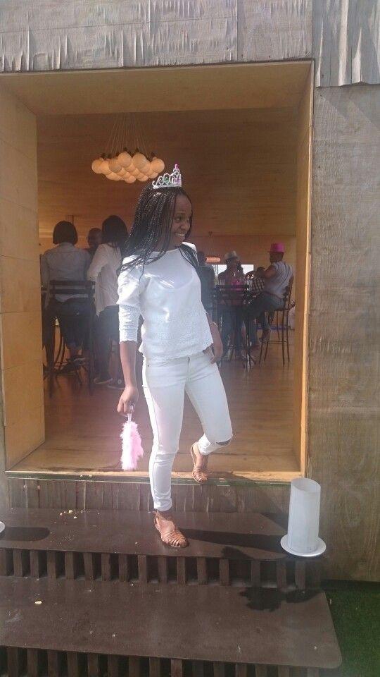 Princess look