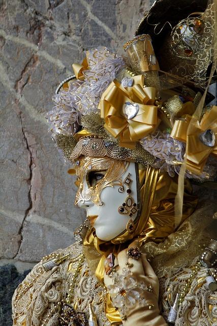 Il tempo di Carnevale, Venezia, Veneto - Italy