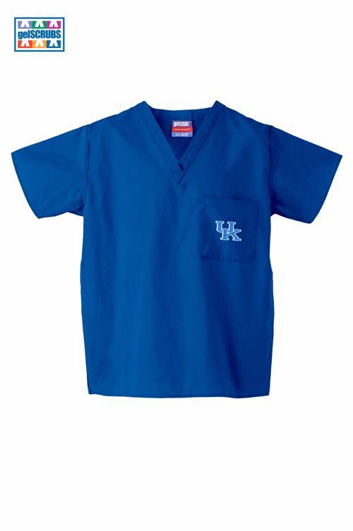 University of Kentucky #scrubs #scrubadoo #MarchMadnessGiveaway