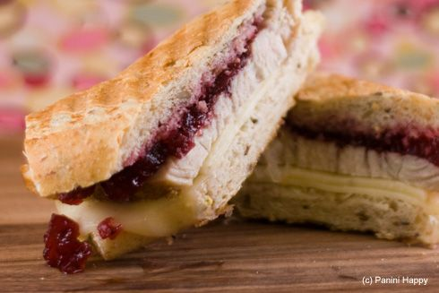 turkey, cranberry, and havarti - with a little jalopeno or spicy mustard this could be my perfect sammie