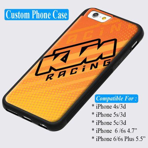 Ktm Factory Racing Mx Team Stripe Orange