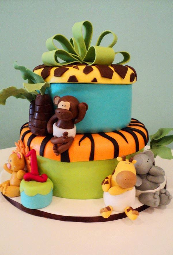 First Birthday Cake <3