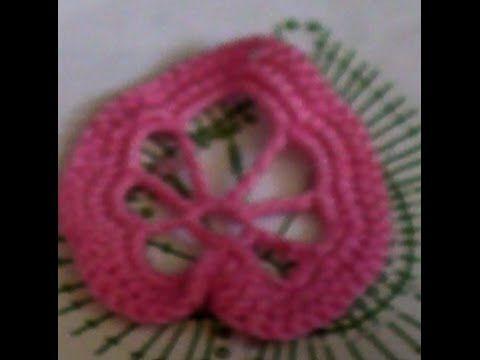 Урок по вязанию листика для ирландского кружева. Вязание красивых листиков. Простые видео уроки | Видео мастер классы