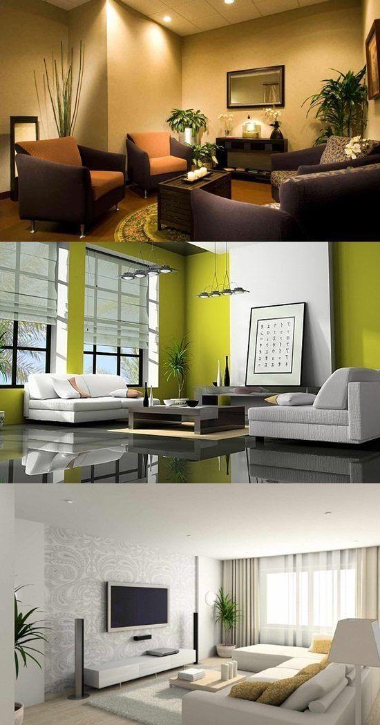 Zen Living Room Design – De-clutter, Color and Furniture