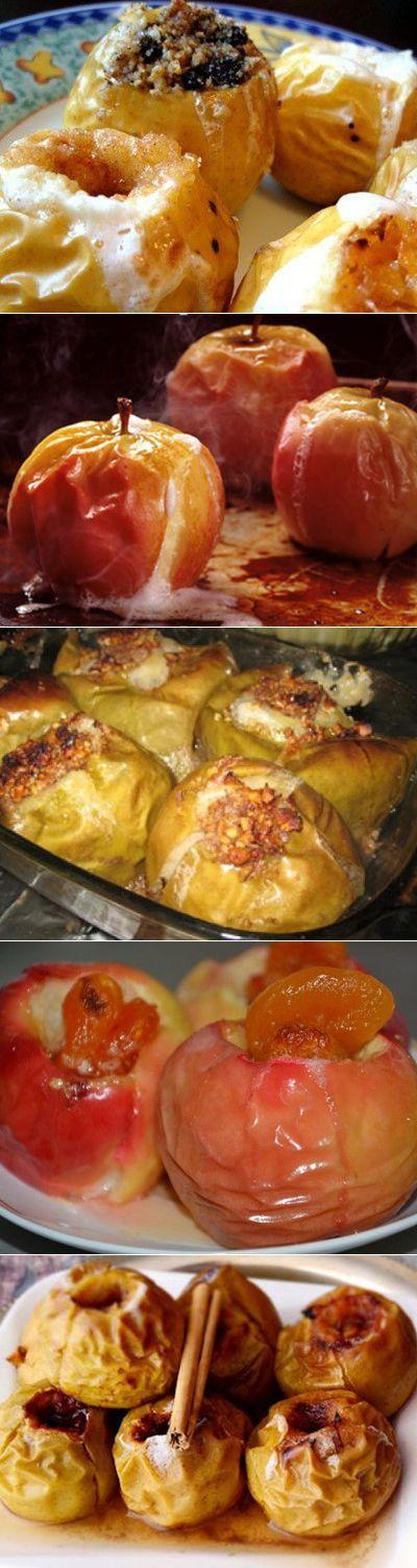 Печеные яблоки в духовке, вкусный и полезный десерт | Рецепты моей мамы | Интересные советы | Постила