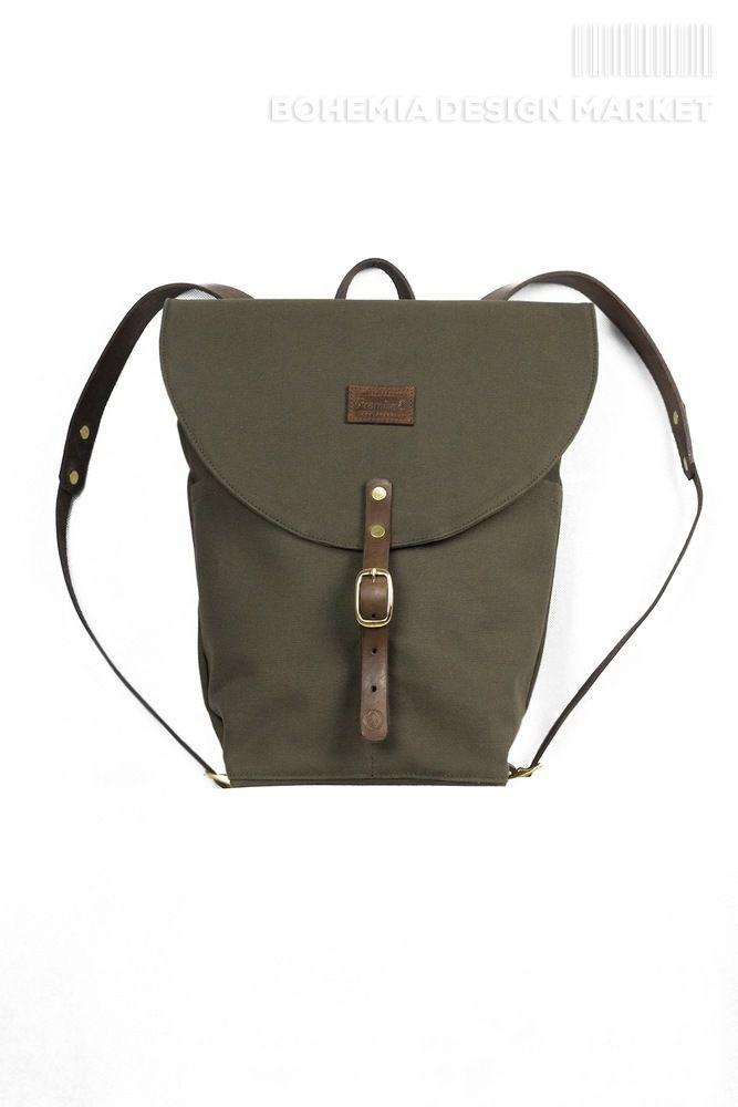 Daypack backpack – Khaki