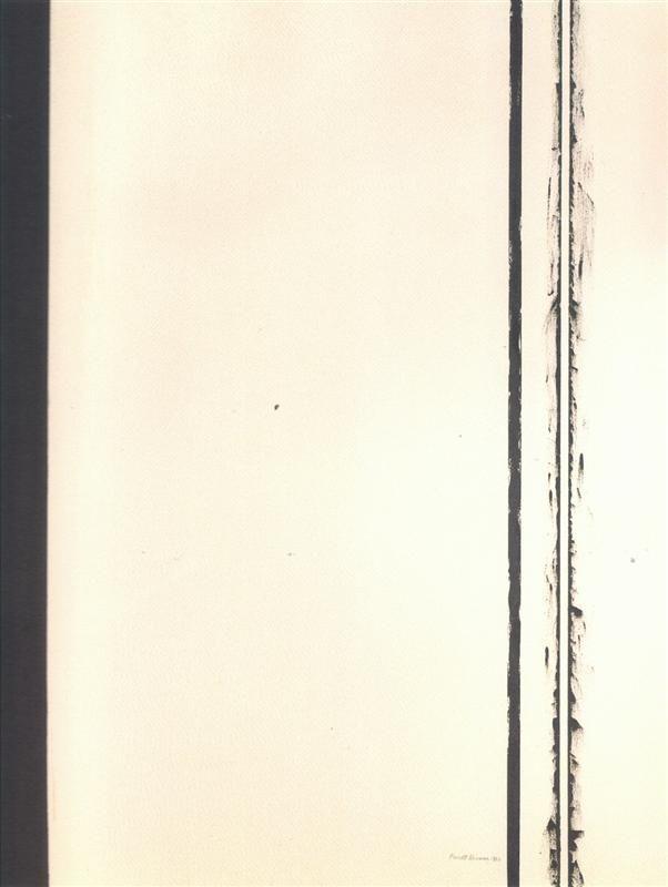 Barnett newman czwarta stacja 1960 ekspresjonizm for Minimal art historia sztuki