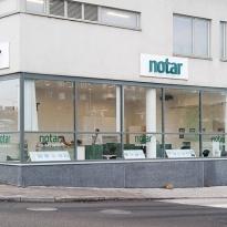 Vårt kontor i Liljeholmen