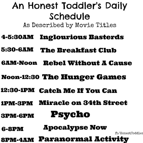 Best 25+ Toddler daily schedules ideas on Pinterest