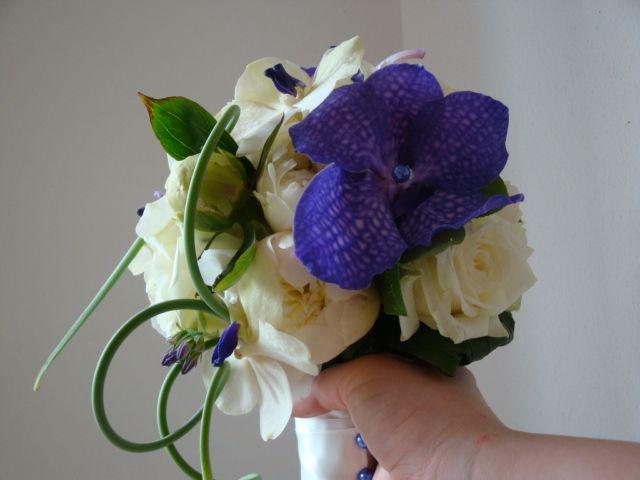 Bruidsmeisjes boeketje Trouwen Bruiloft Bloemen