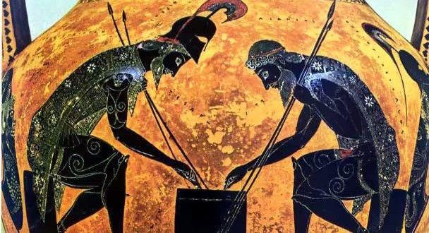 τυχερά παιχνίδια στην αρχαία Ελλάδα. .. ΑΡΧΑΙΟΤΗΤΑ | Μαίανδρος | Σελίδα 3