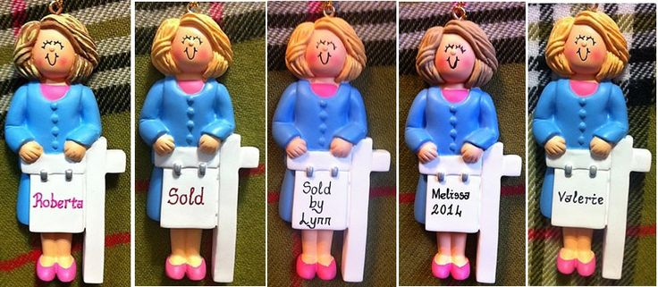 Personalized Realtor Gift For Real Estate Agent Or Realtor