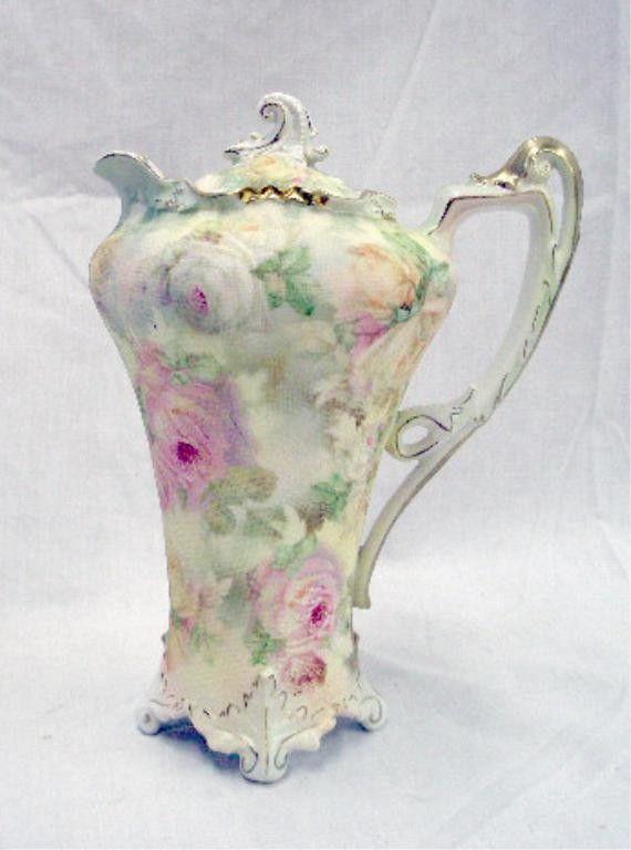 239 best antique chocolate pots images on pinterest tea pots chocolate pots and dish sets. Black Bedroom Furniture Sets. Home Design Ideas