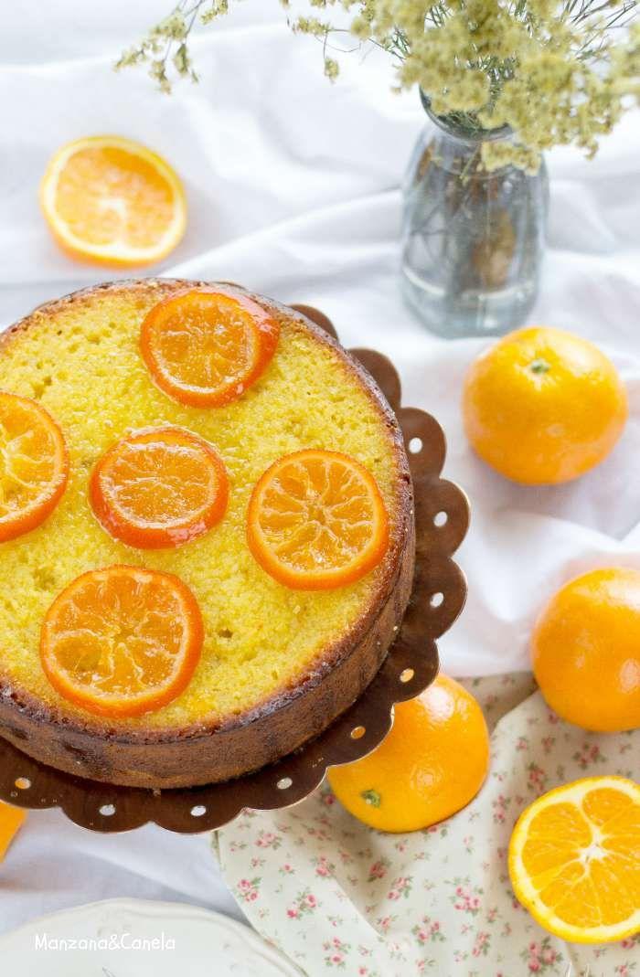 Pastel de naranja y almendra | Manzana&Canela | Bloglovin'                                                                                                                                                                                 Más