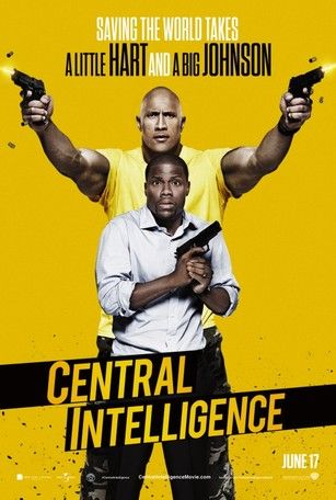 Central Intelligence (2016) Movie Reviews