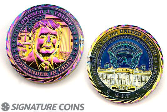 Challenge Coin Plating Options | Custom 3D Challenge Coins