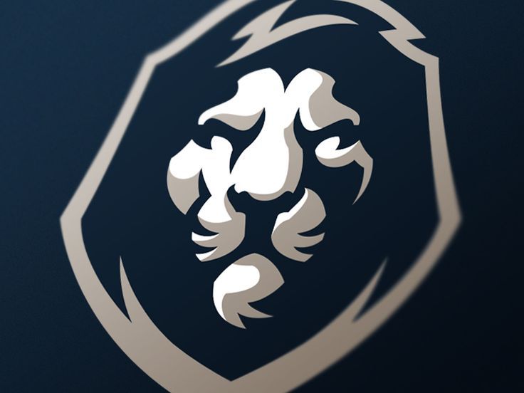 Lion by Dlanid #Design Popular #Dribbble #shots