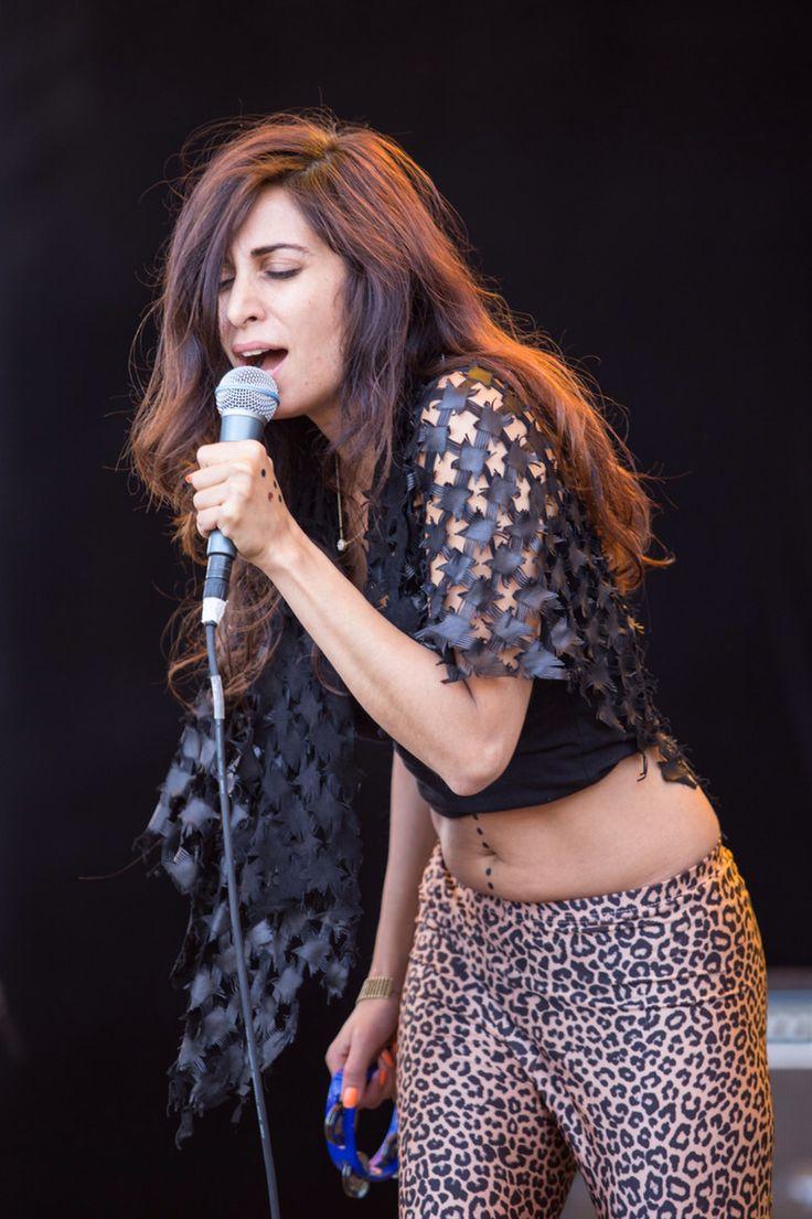 Yasmine Hamdan, Lebanese singer