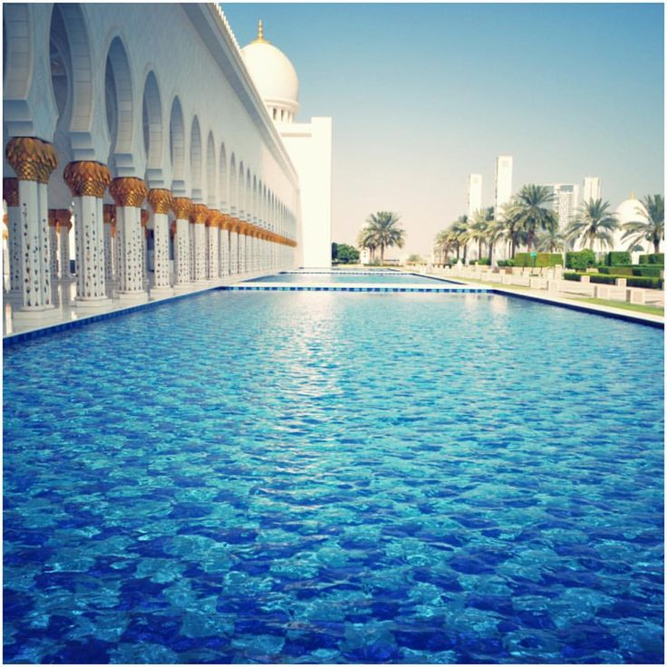 #abudhabi #mezquita