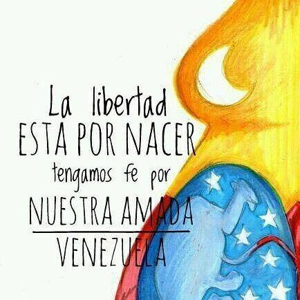Fe, esperanza y amor para nuestra Amada #Venezuela #libertad #nacimiento #coachramiroc
