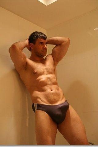 Male bulge porn