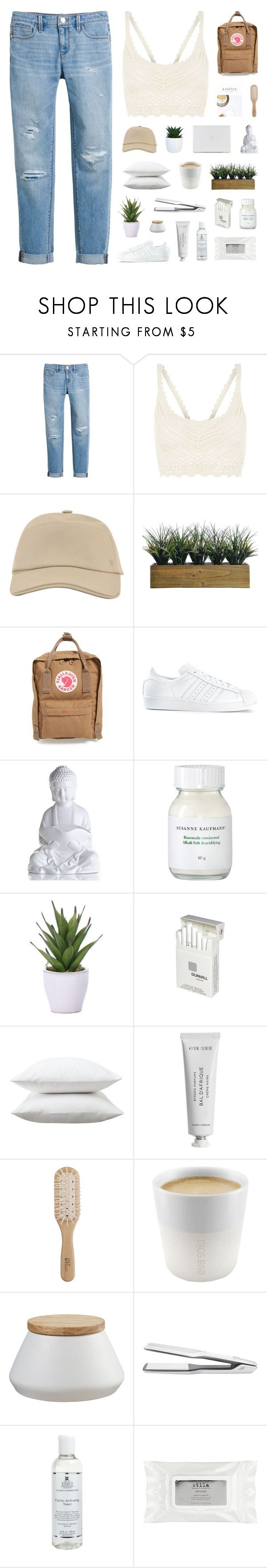 """""""All I want is you"""" by nauditaolivia ❤ liked on Polyvore featuring White House Black Market, Hermès, Laura Ashley, Fjällräven, adidas, Susanne Kaufmann, Lux-Art Silks, Dunhill, Fieldcrest and Byredo"""