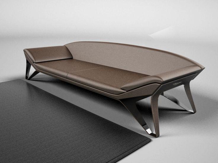 Aston Martin furniture interiors