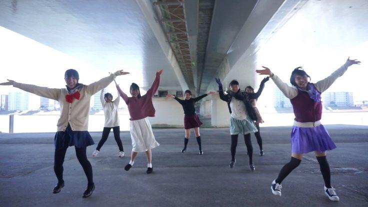 【宮崎踊り手で】ルカルカ★ナイトフィーバー 踊ってみた