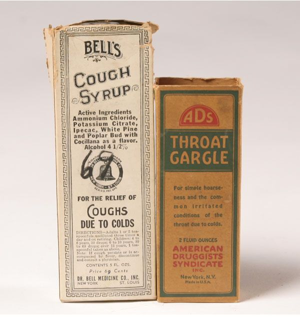 Med Bottles Tins Carter\'s Pills Bell\'s Syrup 42pc