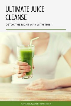 Discover the ultimate juice cleanse recipe to detox naturally!