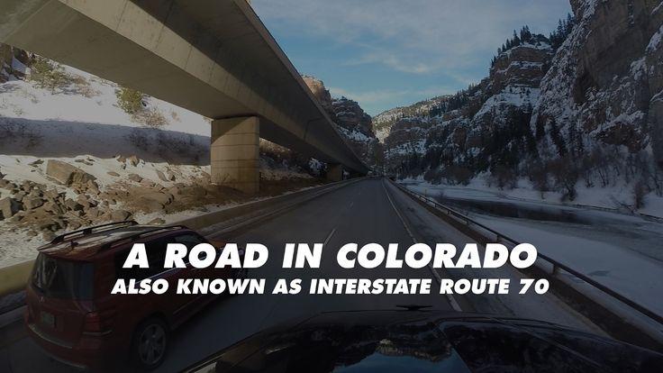 A Road in Colorado | Allie Knight