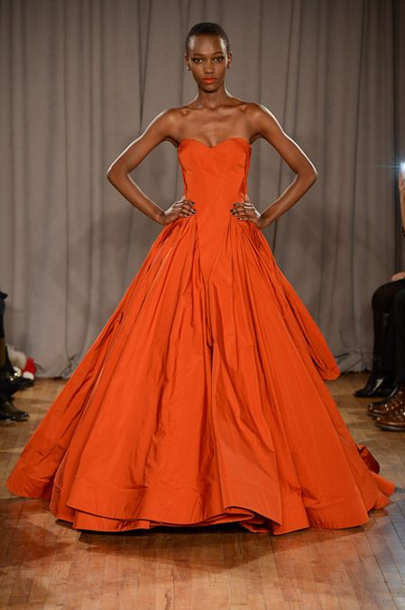 REPIN this Zac Posen gown and it could be yours to rent next season on RTR!