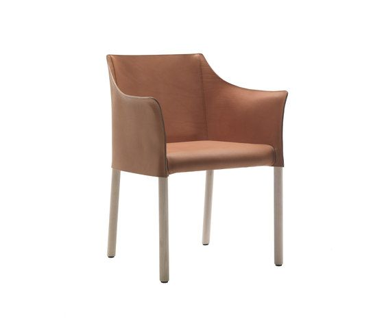 Chairs | Seating | Cap Chair | Cappellini | Jasper Morrison. Check it out on Architonic