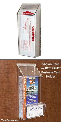 Best 25 brochure holders ideas on pinterest barber shop - Outdoor brochure holders for exterior use ...