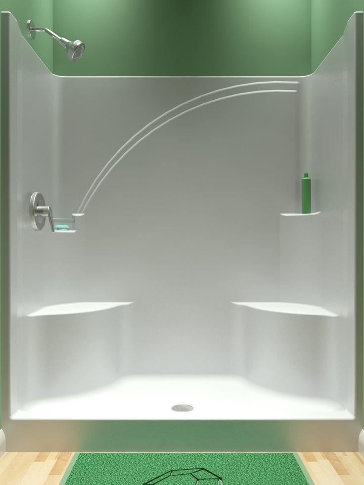 The  Best One Piece Tub Shower Ideas On Pinterest One Piece - One piece tub shower units