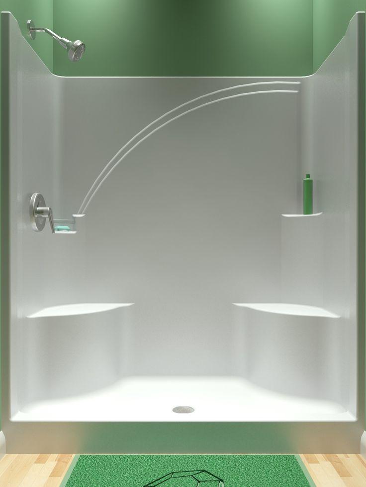 Small Full Bath Designs