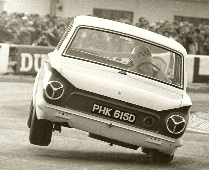Full Tilt - Lotus Cortina