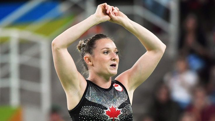 "The Canadian Press   Rosie MacLennan, the defending Olympic trampoline champion, made her return to competition Friday at the Canadian championships and didn't disappoint, finishing in first after the qualification rounds. ""I was really excited to come to nationals, especially with a... - #1St, #CBC, #Finishes, #MacLennan, #Nationals, #Qualifying, #Rosie, #Sports, #World_News"