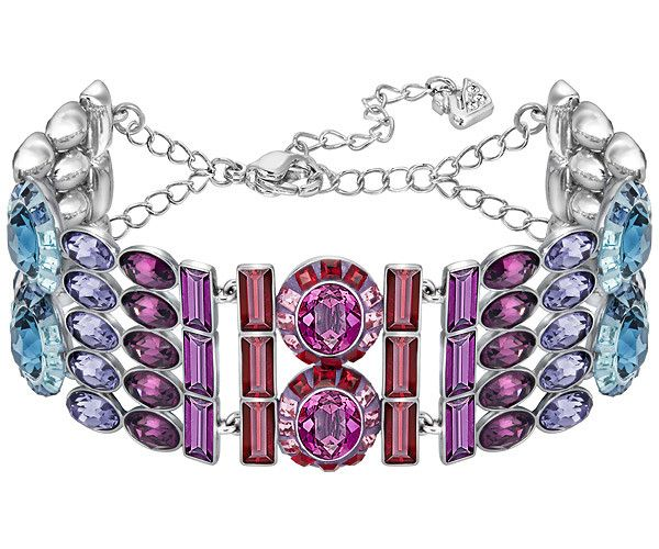 Sparkling in a rainbow color palette inspired by aquatic flowers, the Eminence Bracelet features an innovative new crystal stacking technique and... Shop now